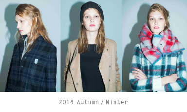 2014-15AW collection
